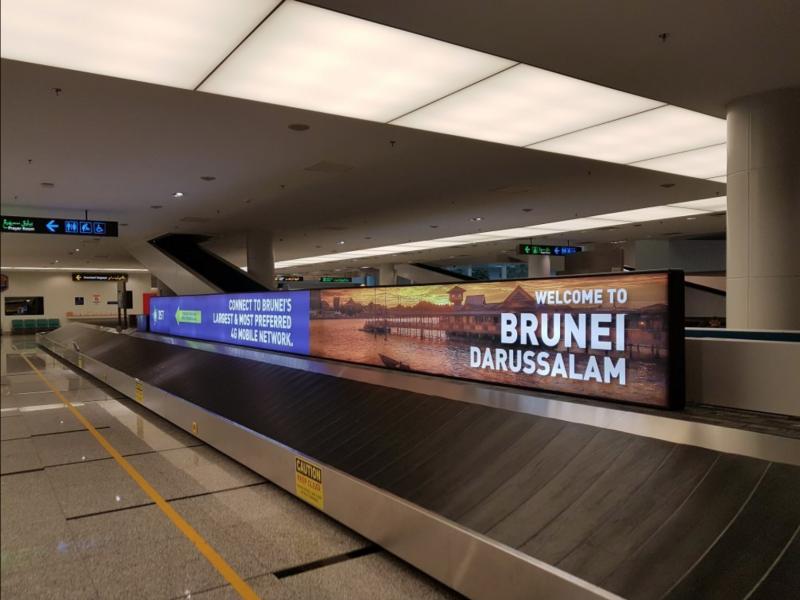 Aeropuerto Internacional de Brunei