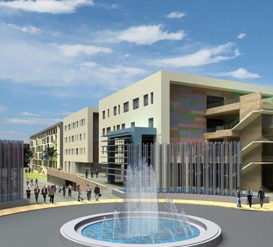 Al-Fatah University - Pharmacy, Dentist and Medicine Faculty - Tripoli, Libia