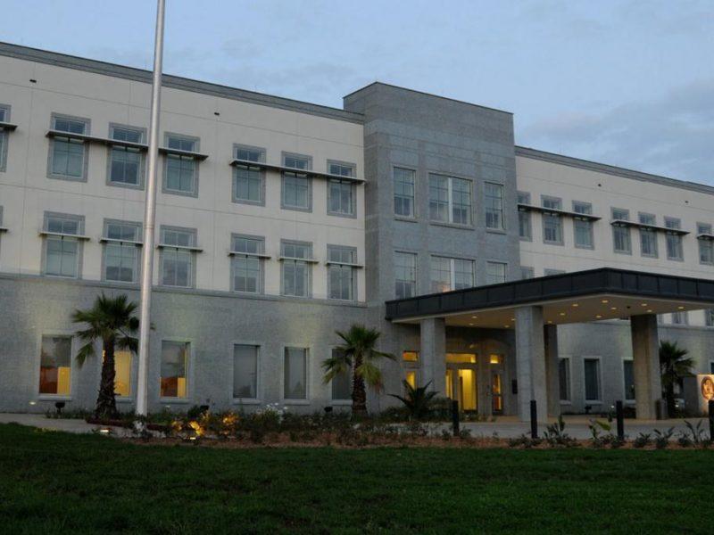 Embajada USA en Addis Ababa - Etiopía 01