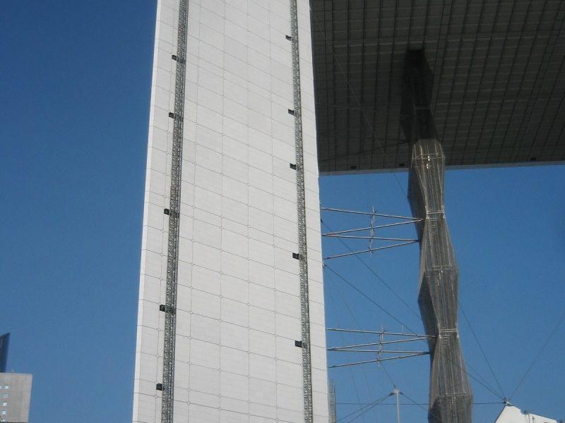 Grande Arche de la Defense, París
