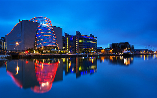 National Conference Center, Dublín - Irlanda